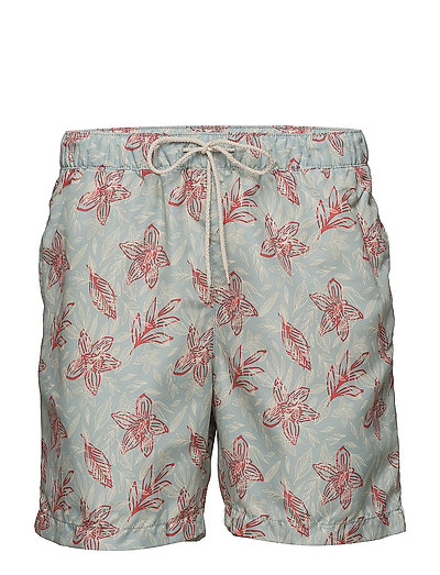 SHNKARL SWIMSHORTS - DUSTY BLUE