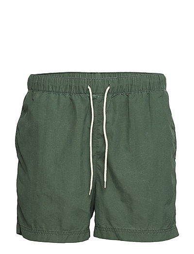SHHCLASSIC WASHED SWIMSHORTS - CILANTRO