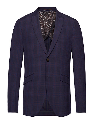 SLHSLIM-CLINT BLAZER B - DARK BLUE