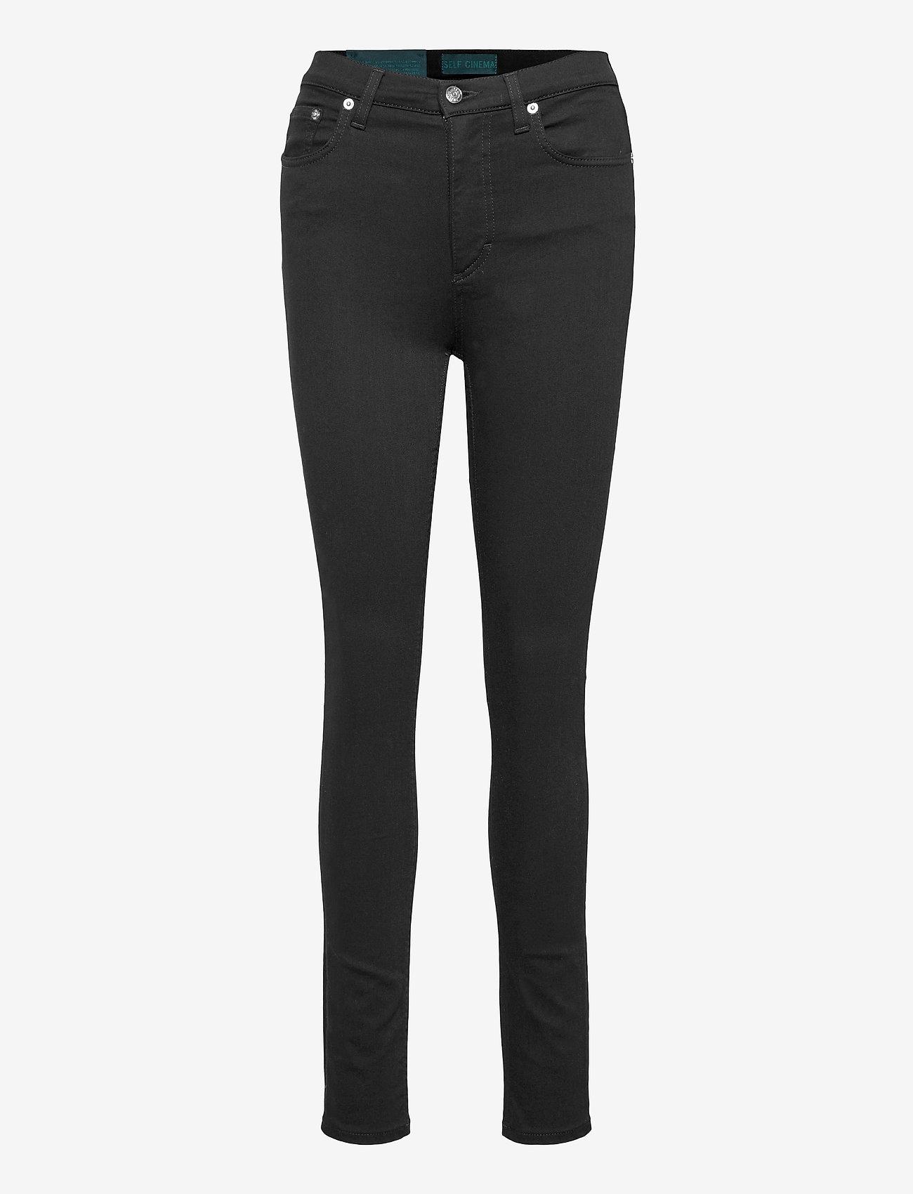 Self Cinema - Womens Skinny Jean - skinny jeans - stay black - 0