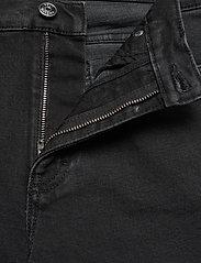 Self Cinema - Womens Slim Straight Jean - slim jeans - washed black - 3