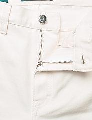 Self Cinema - Womens Slim Straight Jean - slim jeans - white - 3