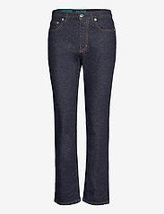 Self Cinema - Womens Slim Straight Jean - slim jeans - indigo rinse - 0