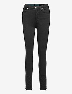 Womens Skinny Jean - skinny jeans - stay black