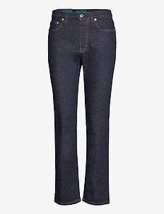 Womens Slim Straight Jean - slim jeans - indigo rinse