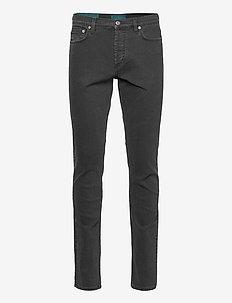Mens Slim Jean - slim jeans - washed black