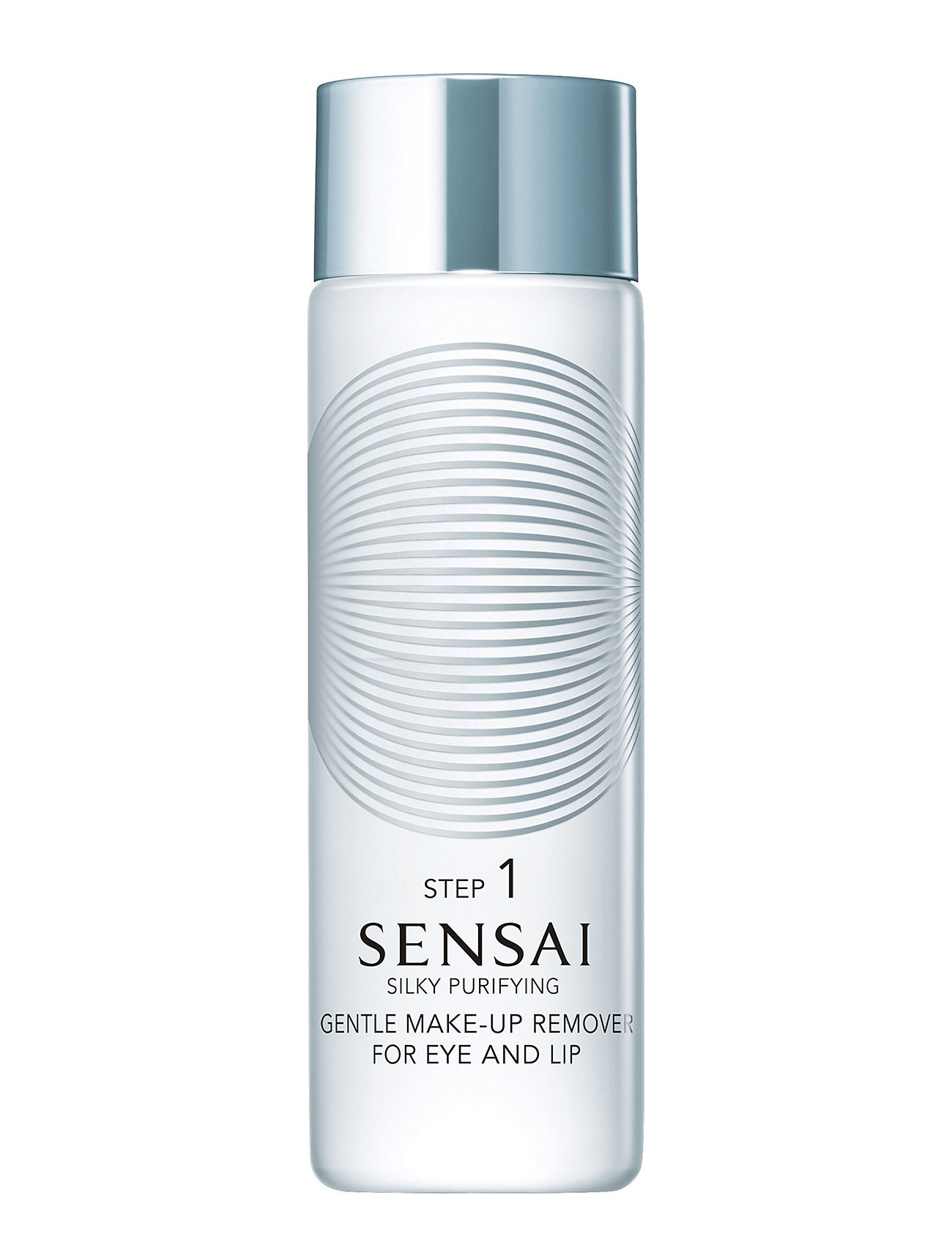 Image of Silky Purifying Gentle Make-Up Remover For Eye & Lip Makeupfjerner Multi/mønstret SENSAI (3333558017)