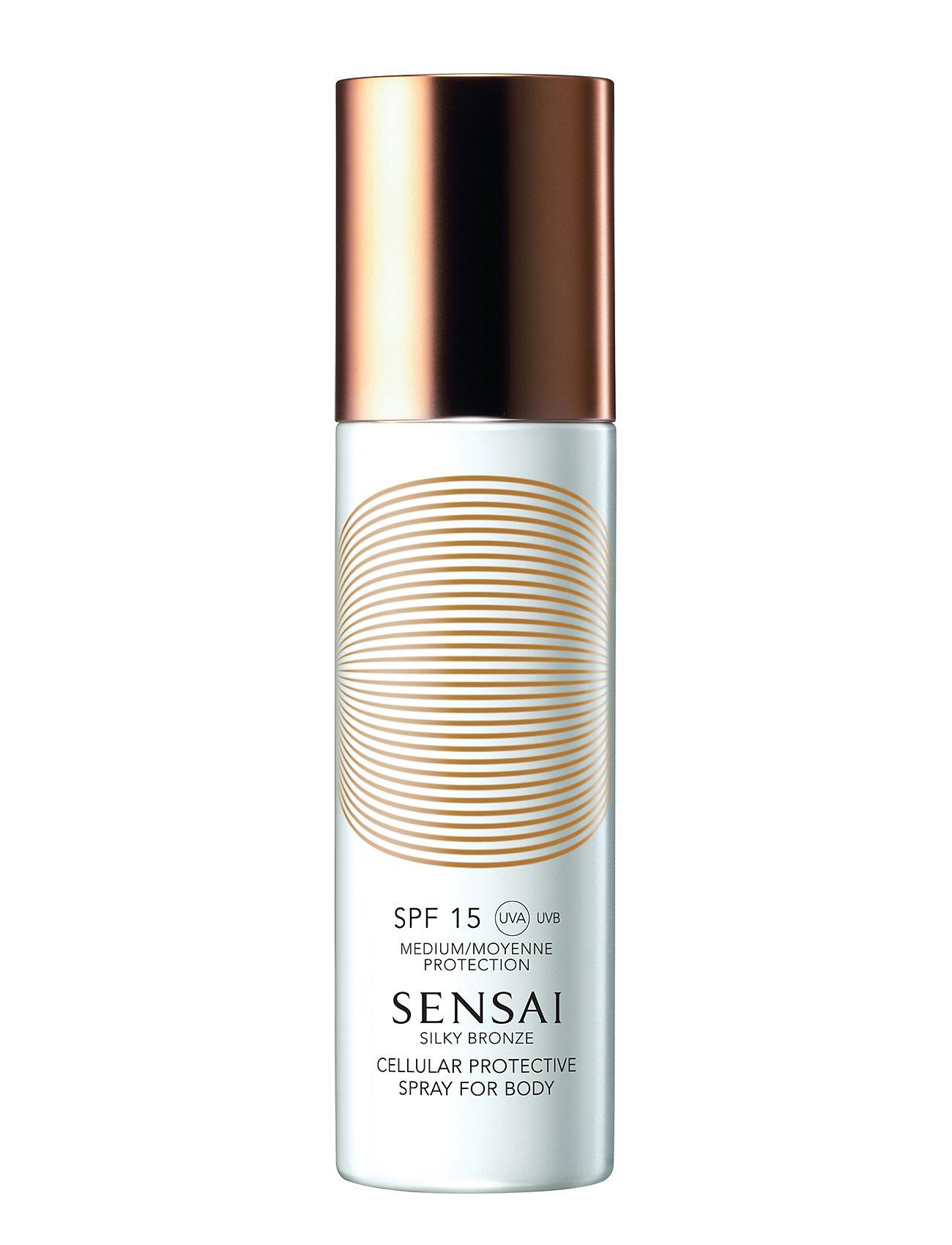SENSAI Silky Bronze Cellular Protective Spray For Body (SPF 15) - NO COLOR