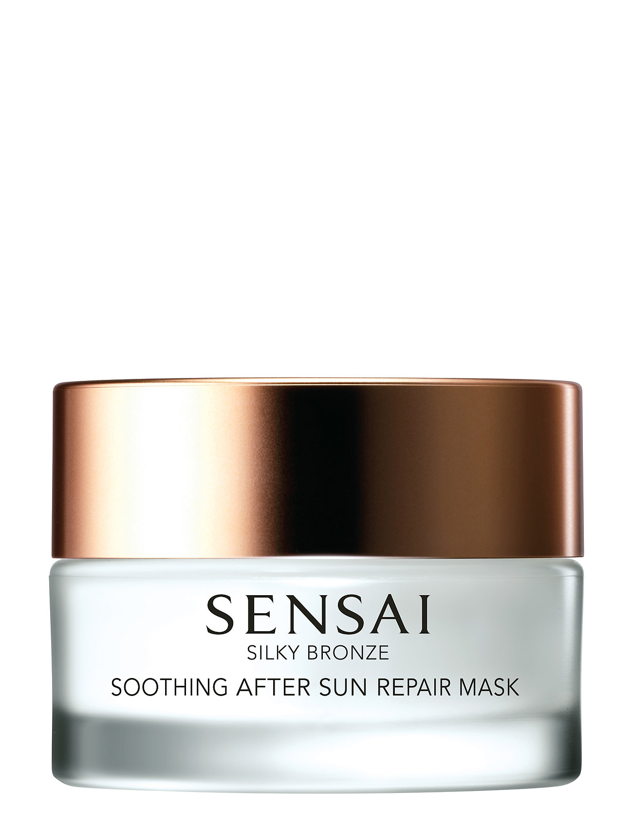 SENSAI Silky Bronze Soothing After Sun Repair Mask - NO COLOR