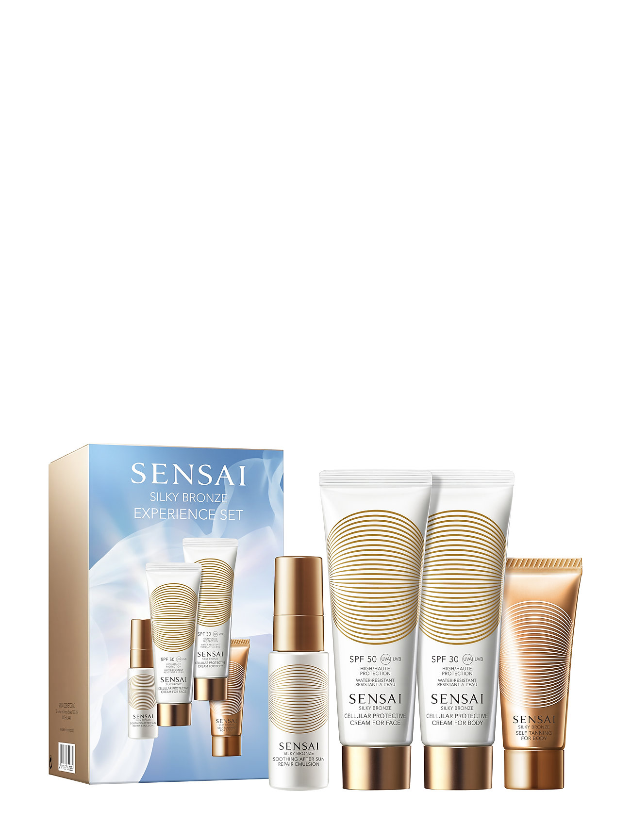 SENSAI Silky Bronze Experience Set