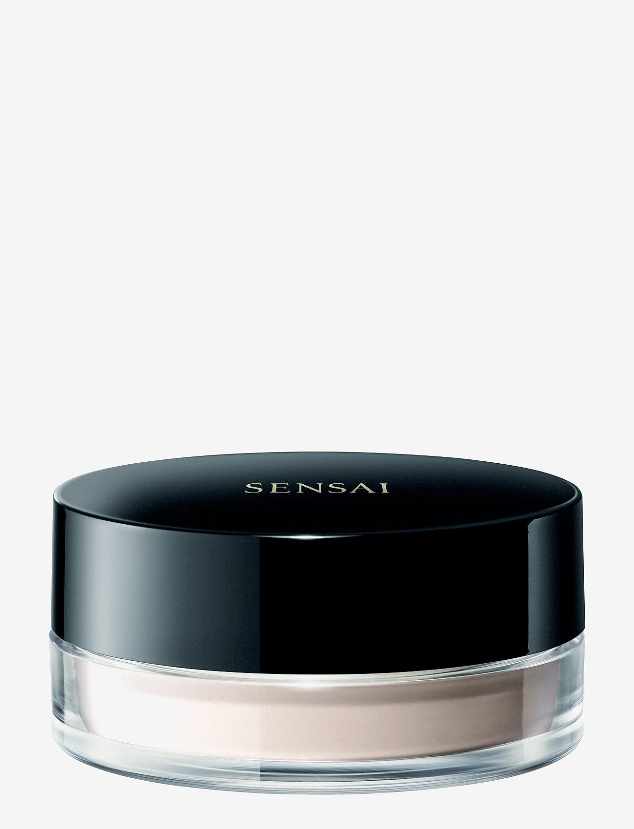 SENSAI - Translucent Loose Powder - puder - clear - 0