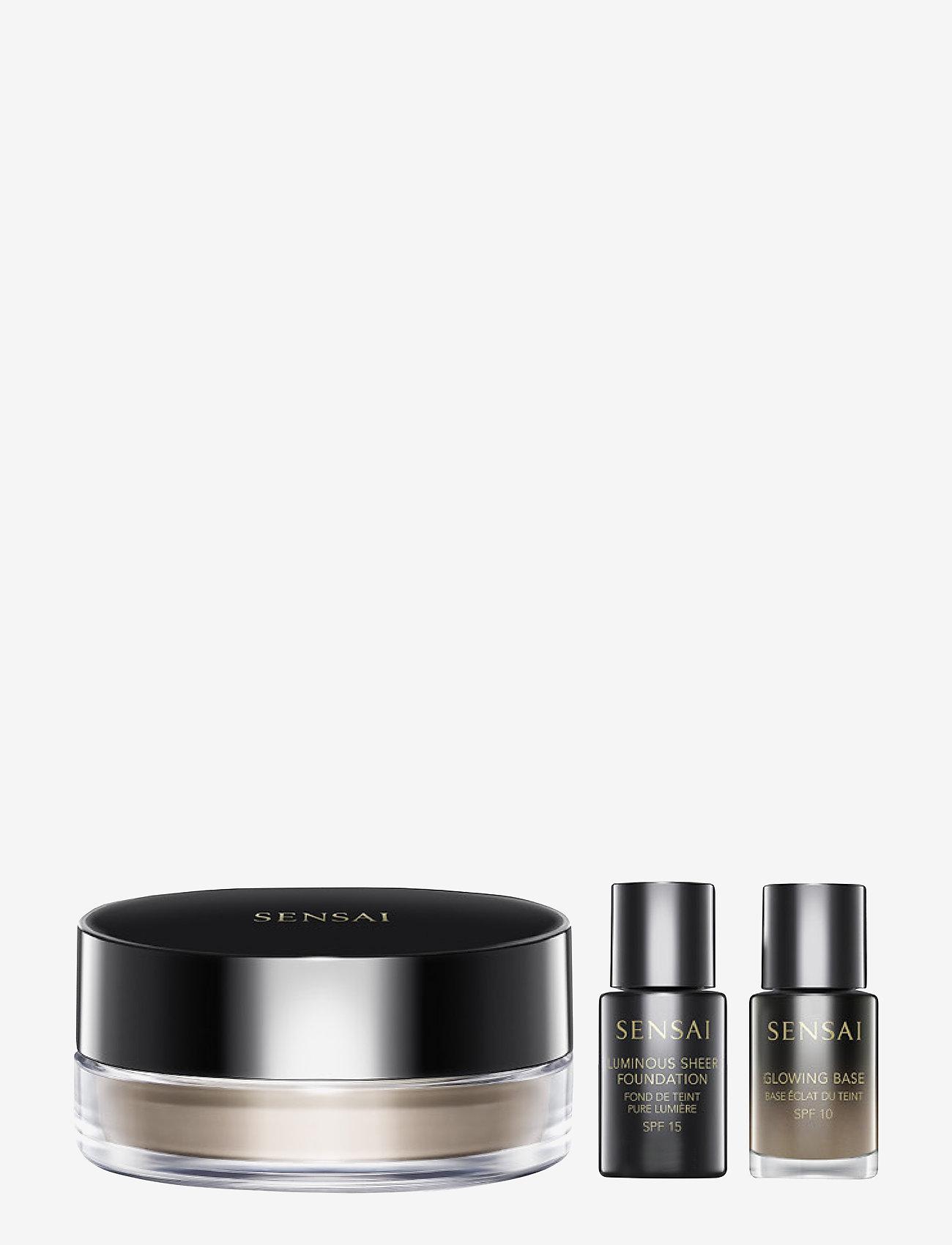 SENSAI - Translucent Loose Powder Limited Edition - makeupsæt - clear - 1
