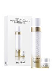 Absolute Silk Micro Mousse Treatment Set