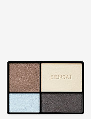 SENSAI - Eye Colour Palette - Ögonskuggspalett - frosty twilight - 1