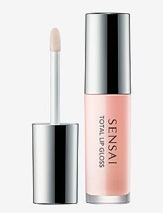 Total Lip Gloss - läppglans - natural