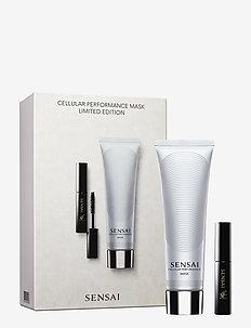 Cellular Performance Mask Set - NO COLOR