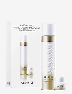 Absolute Silk Micro Mousse Treatment Set - NO COLOR