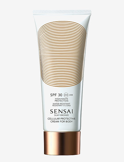 Silky Bronze Cellular Protective Cream For Body (SPF 30) - kropspleje - no color