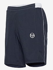 Sergio Tacchini - CLUB TECH SHORTS - trainingsshorts - navy/white - 2