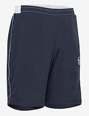 Sergio Tacchini - CLUB TECH SHORTS - trainingsshorts - navy/white - 3