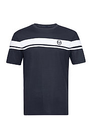 YOUNG LINE PRO T-SHIRT - NAVY/WHITE