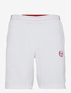 CLUB TECH SHORTS - træningsshorts - white/red