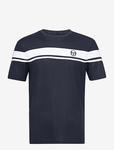 YOUNG LINE PRO T-SHIRT - t-shirts - navy/white