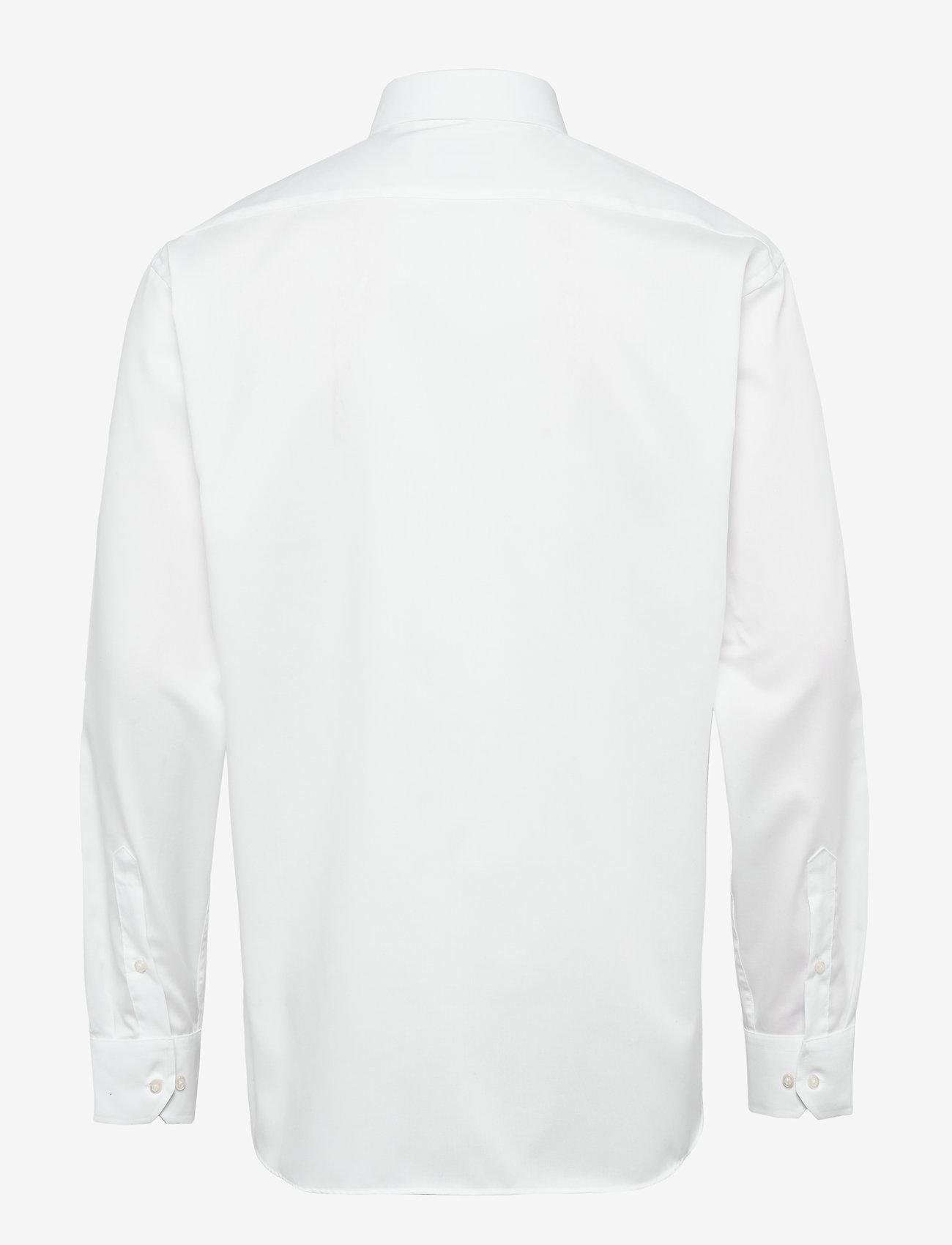 Seven Seas Copenhagen - Fine Twill - Regular Fit - basic skjortor - white - 1