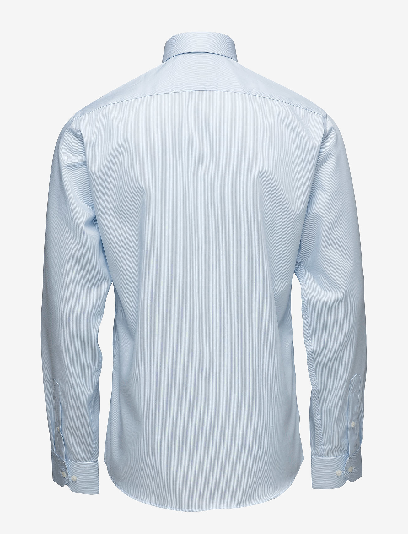 Seven Seas Copenhagen - Fine Twill | California - Slim Fit - basic shirts - light blue - 1