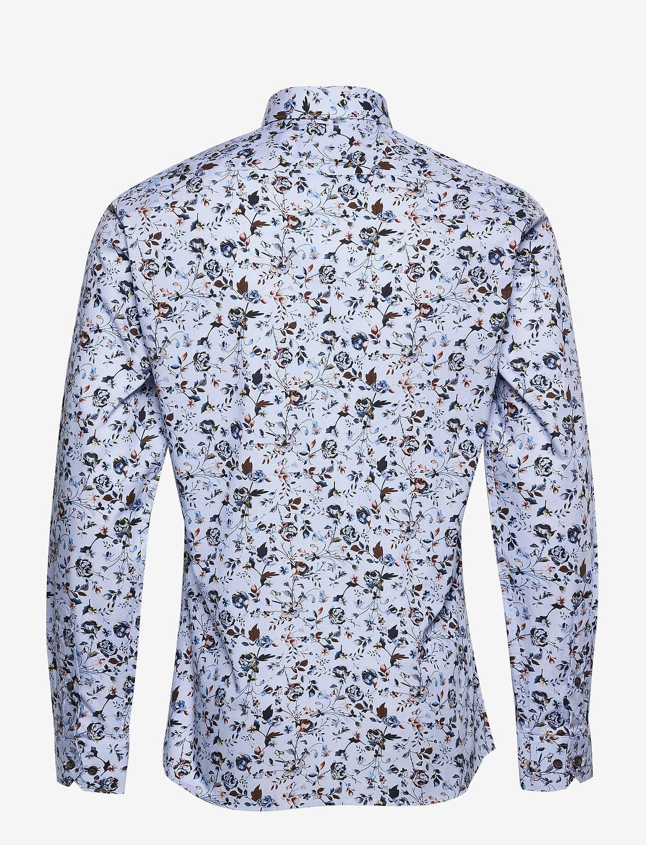 Seven Seas Copenhagen BUGATTI - Skjorter BLUE - Menn Klær