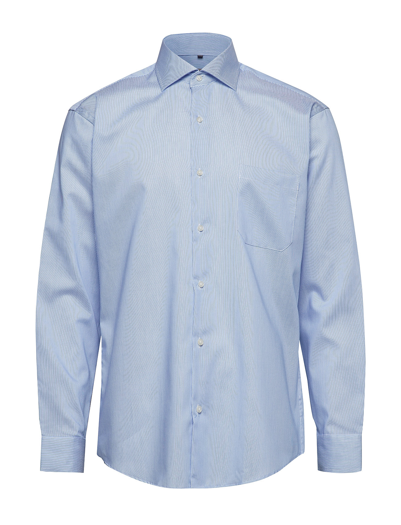 Seven Seas Copenhagen Fine Twill | California - Regular Fit - LIGHT BLUE