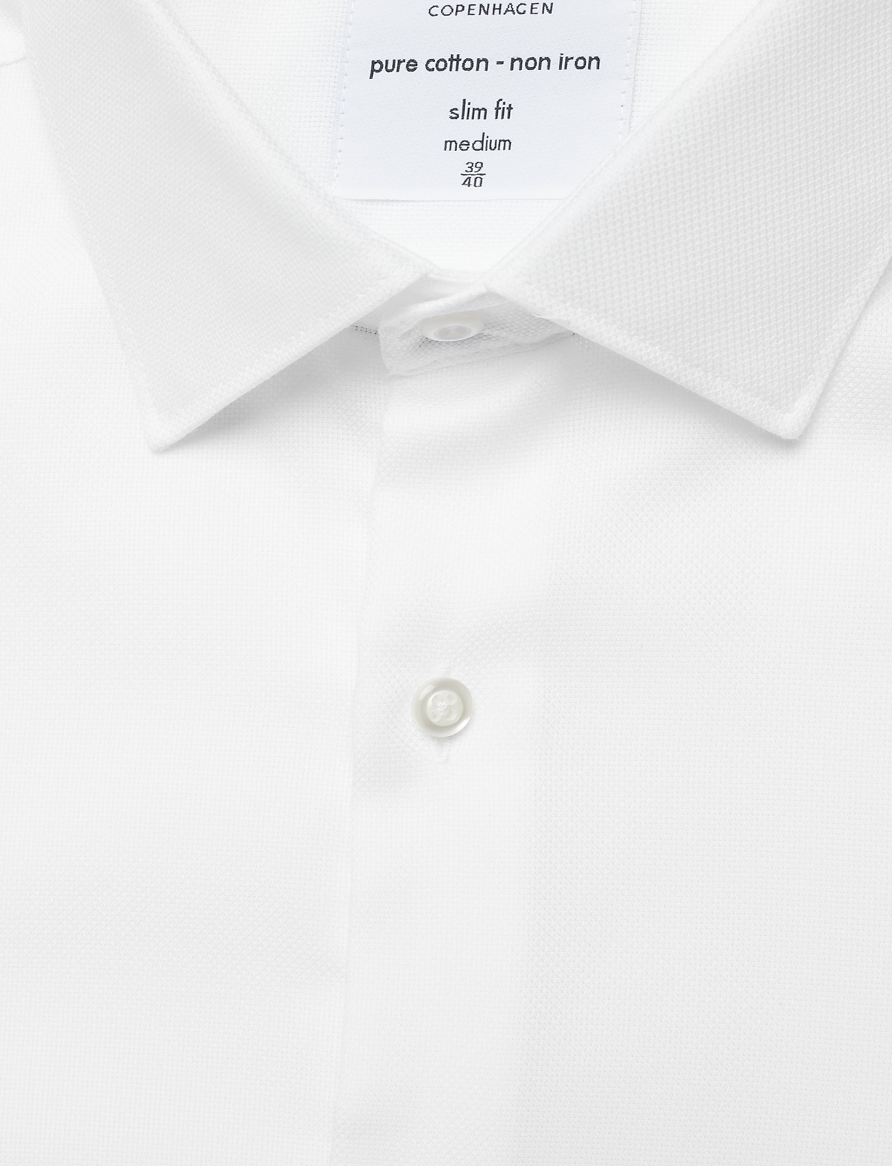 Dobby | Royal Oxford - Slim Fit (White) (47.20 €) - Seven Seas Copenhagen rQjXwHnr