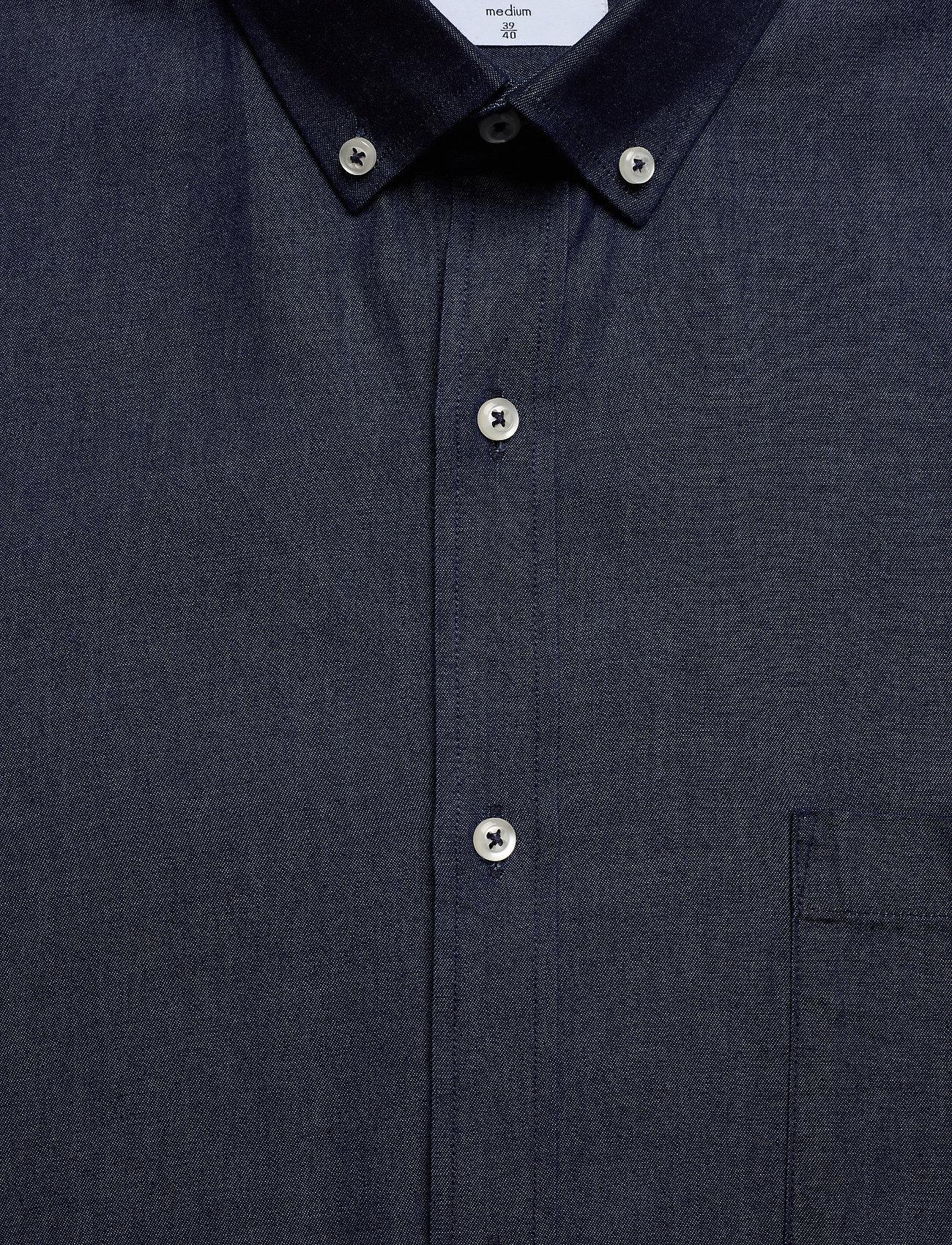 Seven Seas Copenhagen Light Weight Denim | L/S, Modern fit - Skjorter INDIGO - Menn Klær