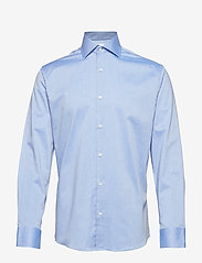 Seven Seas Copenhagen - Fine Twill - Regular Fit - chemises basiques - light blue - 0
