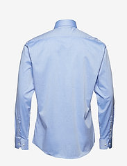 Seven Seas Copenhagen - Fine Twill - Regular Fit - basic shirts - light blue - 1
