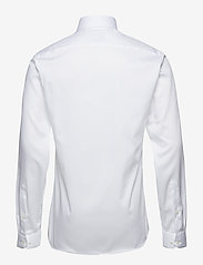 Seven Seas Copenhagen - Fine Twill - Slim Fit - basic shirts - white - 1