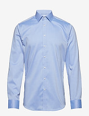 Seven Seas Copenhagen - Fine Twill - Slim Fit - basic-hemden - light blue - 0