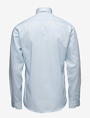 Seven Seas Copenhagen - Fine Twill | California - Slim Fit - basic skjorter - light blue - 1