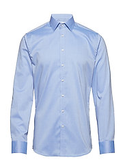 Fine Twill - Slim Fit - LIGHT BLUE