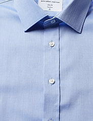 Seven Seas Copenhagen - Fine Twill - Slim Fit - basic-hemden - light blue - 2