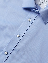 Seven Seas Copenhagen - Fine Twill - Slim Fit - basic-hemden - light blue - 3