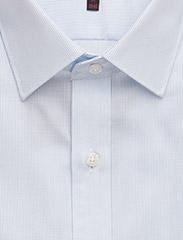 Seven Seas Copenhagen - Fine Twill | California - Slim Fit - basic shirts - light blue - 2