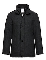 HARRISON JACKET - DARK GREY