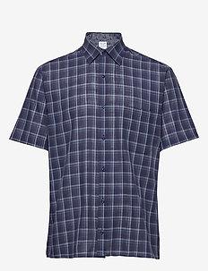 HORIZON - koszule w kratkę - blue chequered