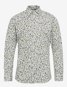 BLOSSOM - casual shirts - white