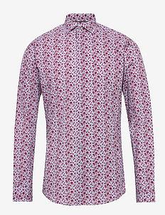 HEMINGWAY - casual hemden - red