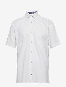 DEXTER - basic shirts - white
