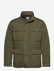 BALDWIN - quilted - olive