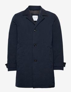 The Car Coat I Men's - cienkie płaszcze - navy