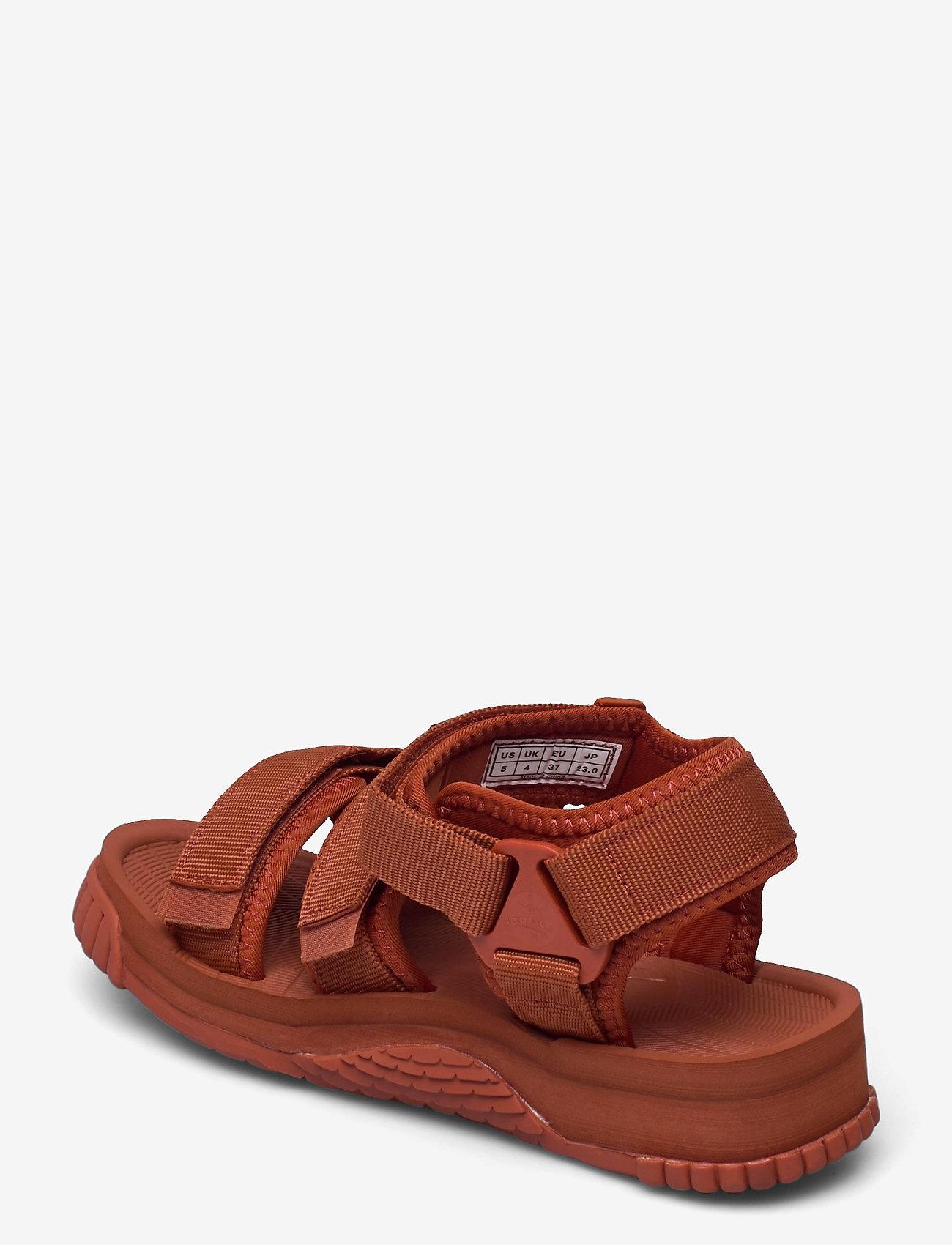 Shaka - Neo Bungy - platta sandaler - dark terracotta - 2